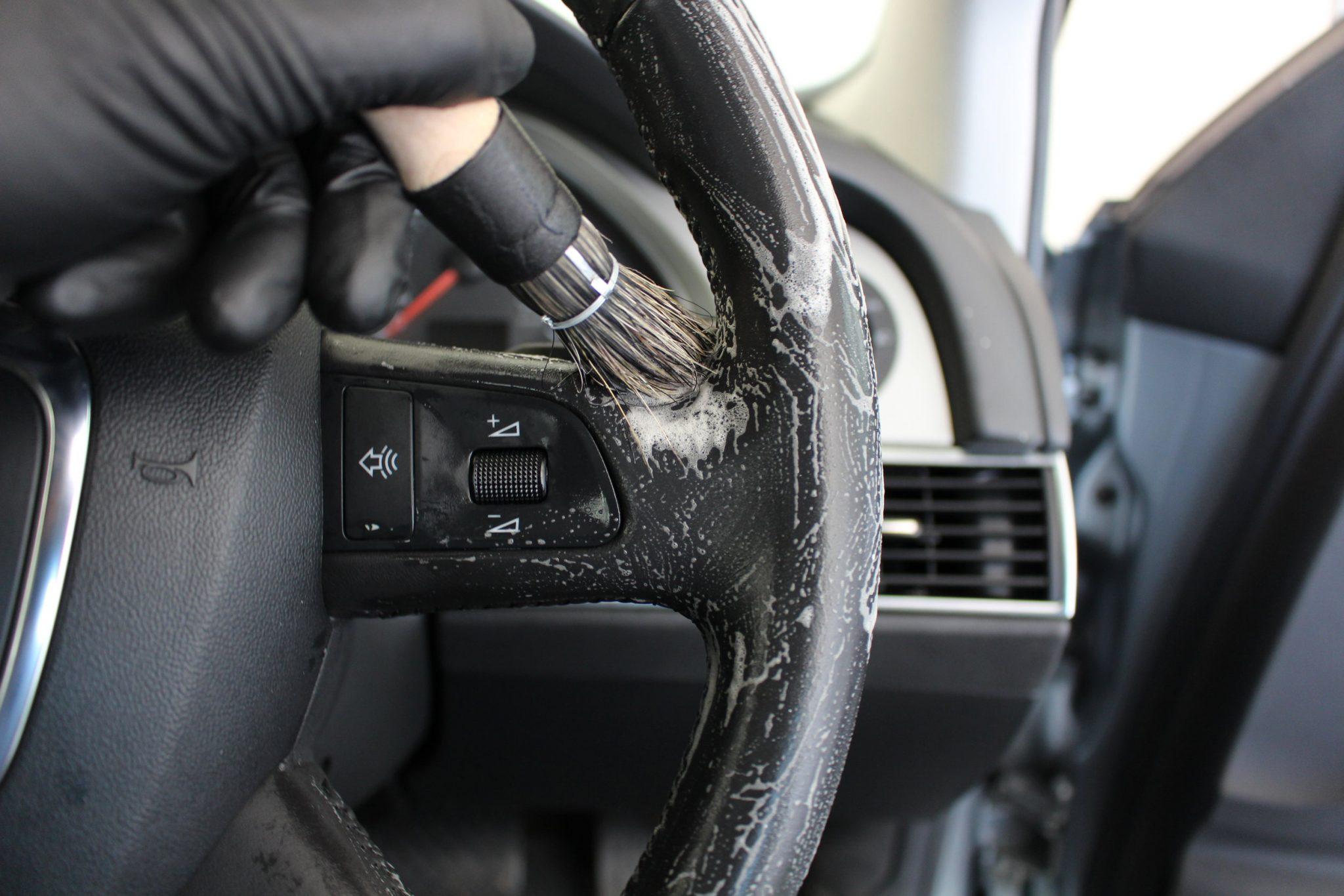 Interior Car Detailing – Black River Details