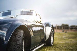 classic car detailing goodwood