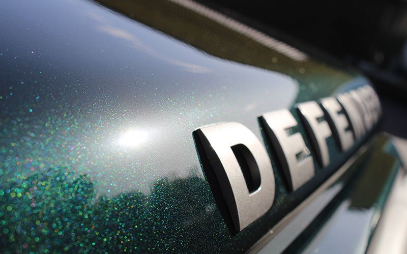 The Light Paint Correction Detail is carried out at our car detailing premises in Petersfield on the Hampshire and West Sussex border