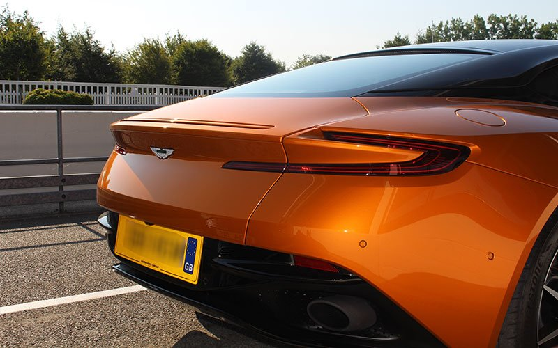 The New Car Protection Detail. Available at our detailing studio close to Petersfield in Hampshire