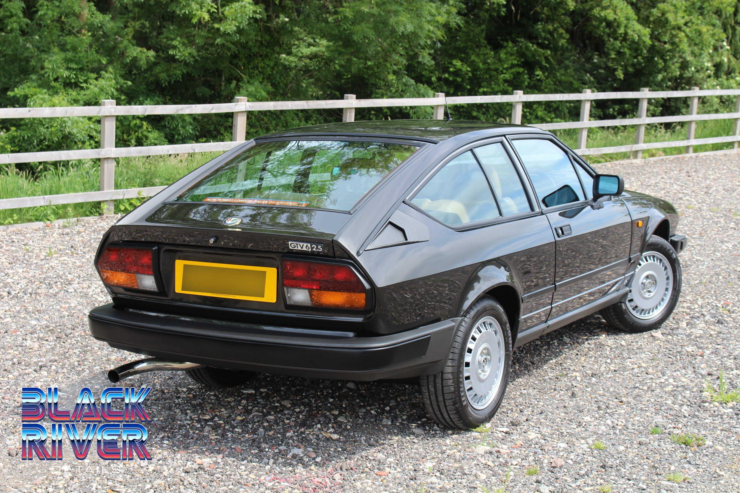 Alfa GTV6 Photo #13